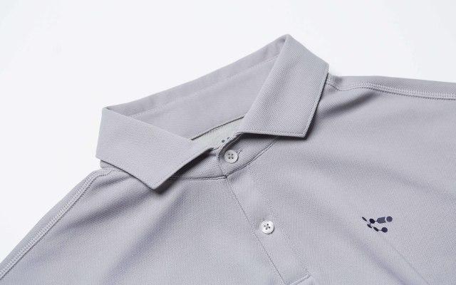 纖維密碼三合一商務polo衫