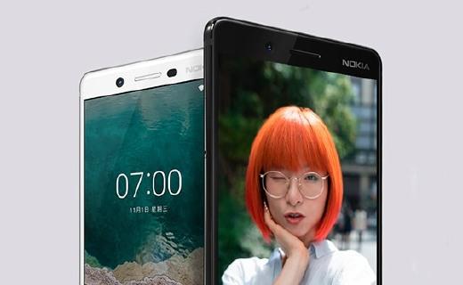 诺基亚7手机:骁龙630处理器运行流畅,摄像头卡尔蔡司认证