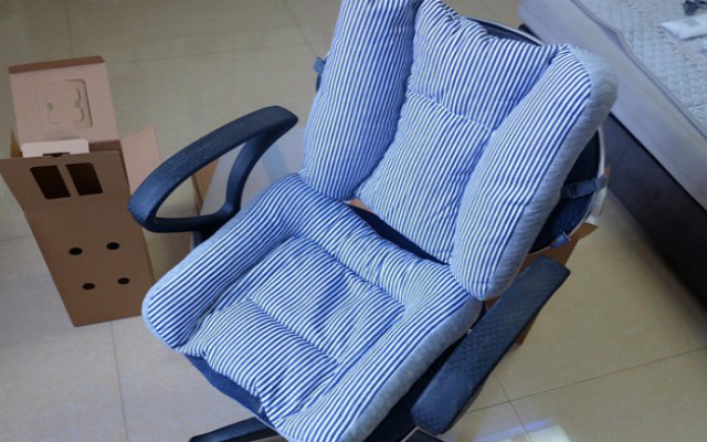 坐得舒服才能事半功倍,365SLEEP坐墊、腰靠體驗