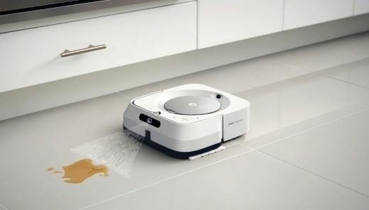 「新东西」懒人福音,iRobot发布新一代拖地机器人
