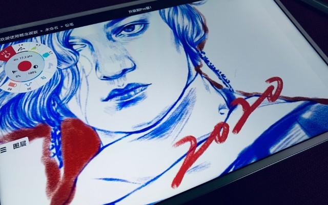 灵感随时用,有它就能高效绘画!这款平板给你更多绘画体验
