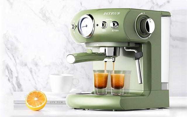 PETRUS柏翠 意式半自動咖啡機