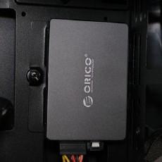 1TB的ORICO固態硬盤做系統盤,這一回我就是這么任性