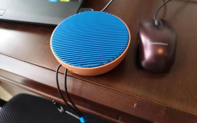 使用vifa city便携式无线蓝牙音箱感受