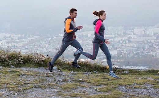 泰尼卡Rush E-Lite 2.0越野跑鞋:强劲抓地力,泥湿地面奔跑不打滑