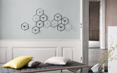 Menu POV燭臺:自由組合輕巧美觀,立體效果創意十足