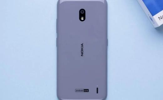 「新东西」诺基亚新入门机Nokia 2.2发布,水滴屏设计,售价99欧元