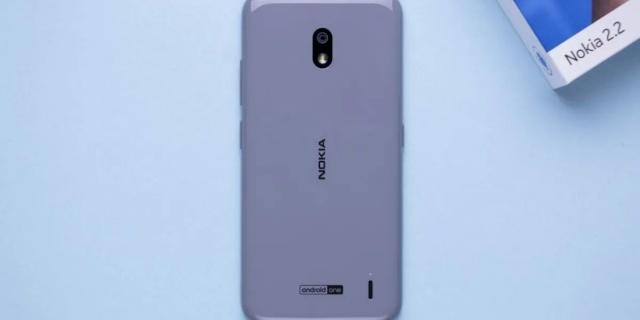 「新東西」諾基亞新入門機Nokia 2.2發布,水滴屏設計,售價99歐元