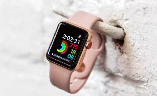 蘋果Series 3智能手表:獨立蜂窩數據網絡,不拿手機也能接打電話