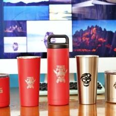 给老婆买的三八礼物,SOG索格中国红水杯三件套开箱体验