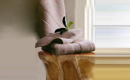 Christy毛巾三件套:舒適純棉材質,禁臟又耐用