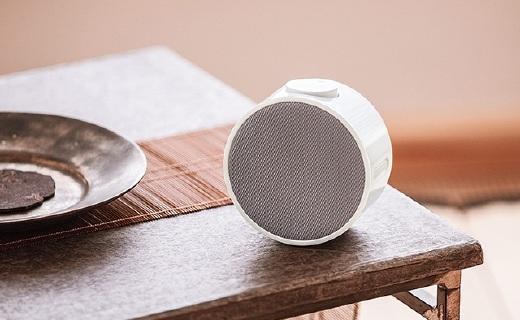 極簡設計小米音樂鬧鐘,讓你在音樂中醒來