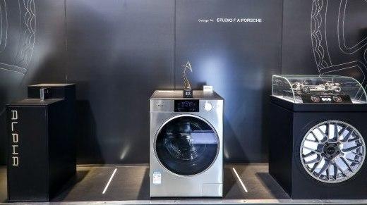 松下ALPHA阿尔法洗衣机:从内到外都给消费者高品质感受