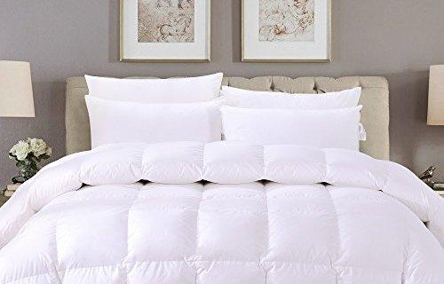杜維雅鴨絨被:精選白鴨絨輕盈舒適,調溫功能有效保溫