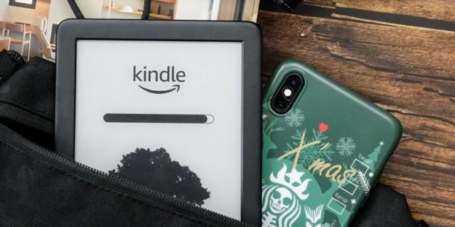 让它成为你的随身图书馆:Kindle 电子书阅读器 青春版