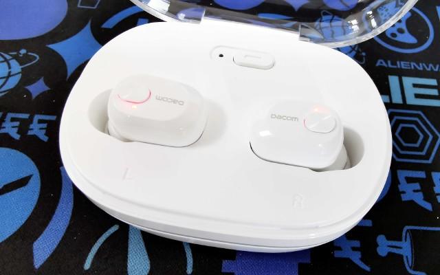 蓝牙5.0和智能充电仓,Dacom K6HPro蓝牙耳机评测