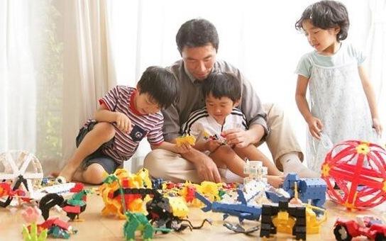LaQ儿童拼插积木玩具