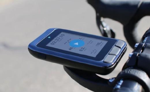 你的自行車也有導航儀了!基于Android 7.1,搭載1080p高清顯示屏