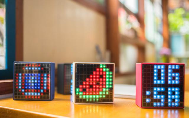 Divoom Timebox智能音箱