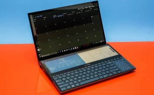 「新東西」巨型TouchBar!華碩靈耀X2 Pro價格公布:29999