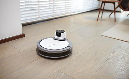 最能干的管家机器人,看家、扫地、净化全都行