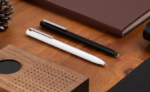 小米雜貨鋪開賣簽字筆,扭一扭出筆書寫順暢