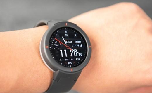 799元!AMAZFIT 智能手表评测:带了这块表,钱包就空了……
