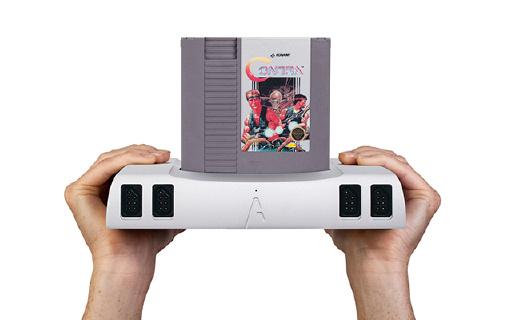 红白机也能输出1080p!2000款游戏玩不停
