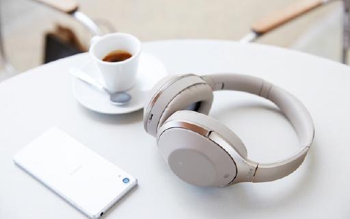 索尼旗舰降噪耳机,超强降噪,智能操作