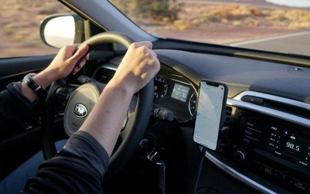 简单实用,这款车载支架,让我更加享受美国自驾之旅 —  iOttie Easy One Touch 4 手机支架体验