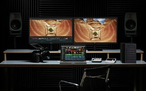 LG 5K顯示器,專為新MacBook Pro而生
