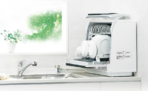 松下新款洗碗机,省时省力又省水