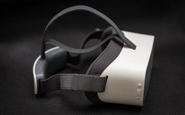 跟着PICO小怪兽2 VR感知VR天地