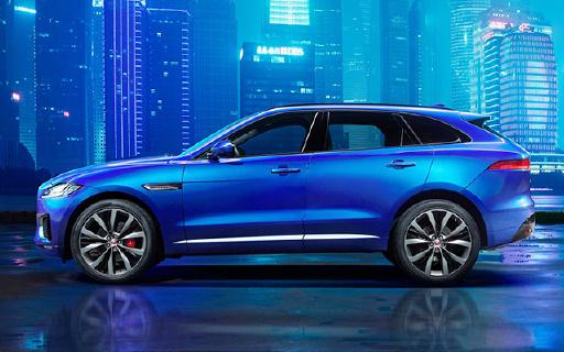 捷豹首款SUV!兼具跑车性能与 SUV 的空间和舒适度