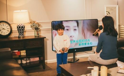 一起看劇、刷小視頻,給孩子更多陪伴:旋轉智屏讓親子關系更近!