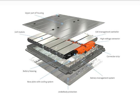 NXP为大众电动车提供BMS技术,最大续航里程不变,价格更便宜