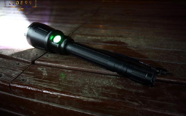 黑夜探索者JETBEAM BC40PRO高性能搜索手电评测