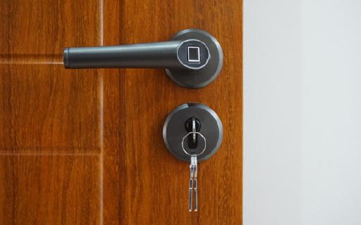再也不用擔心出門忘帶鑰匙,名門指紋鎖體驗