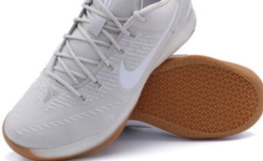 耐克男子篮球运动休闲鞋:舒适网眼材质,Zoom气垫轻质缓震