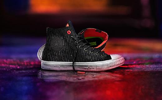 匡威推出全天候系列,帆布鞋不再惧怕雨水