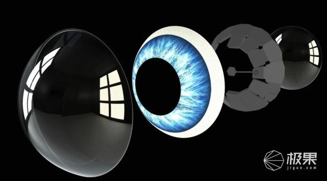將AR眼鏡嵌進眼球!成本高達7個億,讓你閉眼就能看片...