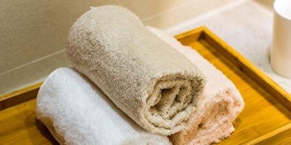 网易严选毛巾(2条装):内野制造商,亲肤柔软吸水好