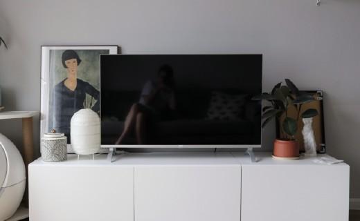 「體驗」小戶型的性價比電視!語音遙控,老人不用教也能輕松上手!