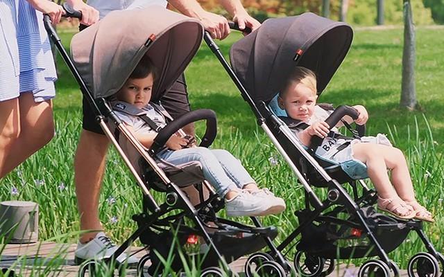 薈智膠囊嬰兒推車
