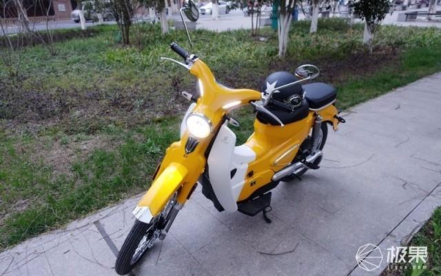 森蓝电摩托车B1