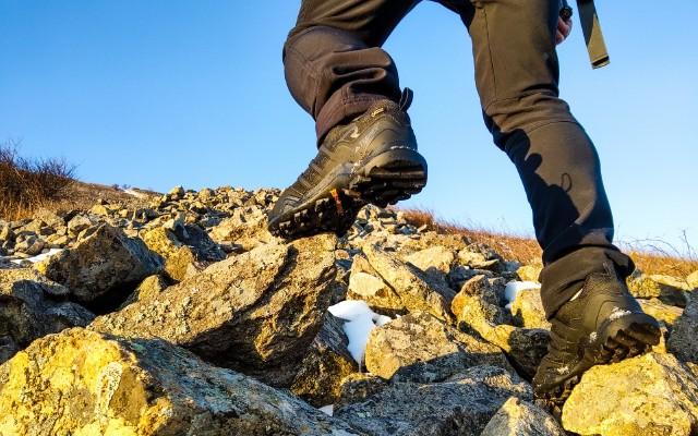阿?#27927;?#26031;(adidas)TERREX  SWIFT男士登山鞋