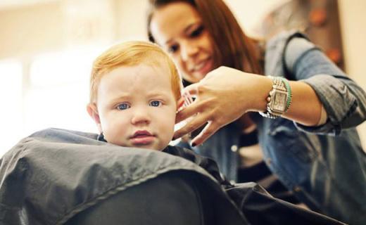 Philips新安怡兒童理發器:保護頭皮不夾發,靜音睡覺也能剃