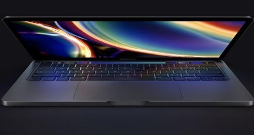 苹果13吋MacBook Pro突袭更新:最高选配10代i7,9999起