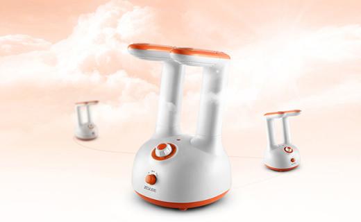 中联ZLGX-01干鞋机:6档定时可调节,无刷电机烘干快还静音