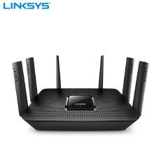 領勢(LINKSYS)  EA9300-AH AC4000  三頻千兆無線路由器